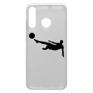 Phone case for Huawei P30 Lite Football