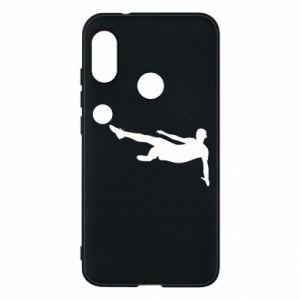 Phone case for Mi A2 Lite Football