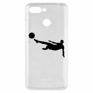 Phone case for Xiaomi Redmi 6 Football