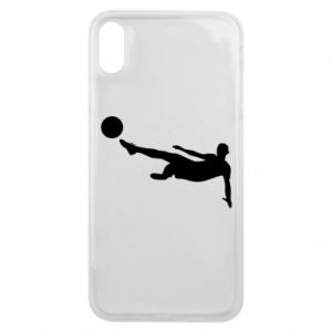 Phone case for iPhone Xs Max Football