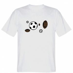 Koszulka Piłki do gier