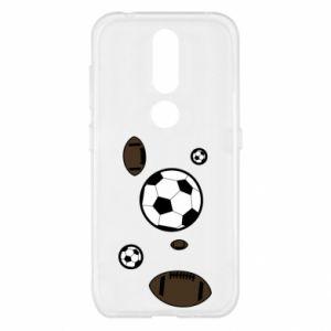 Etui na Nokia 4.2 Piłki do gier