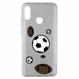 Etui na Huawei Honor 10 Lite Piłki do gier