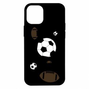 iPhone 12 Mini Case Balls for games