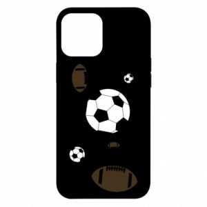 iPhone 12 Pro Max Case Balls for games