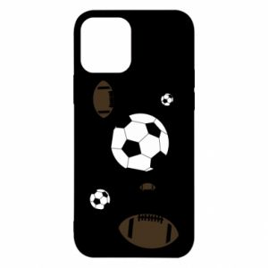 iPhone 12/12 Pro Case Balls for games