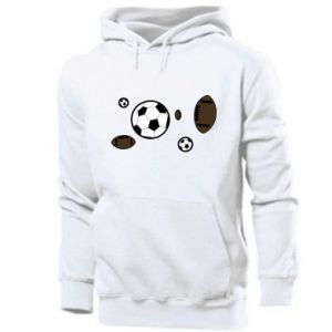 Men's hoodie Balls for games