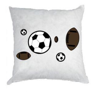 Pillow Balls for games