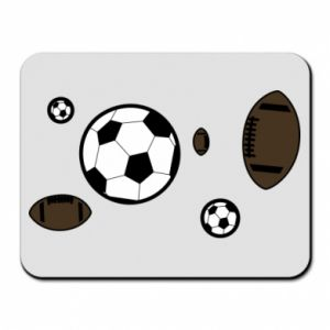 Mouse pad Balls for games