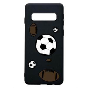 Phone case for Samsung S10 Balls for games