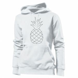 Damska bluza Pineapple contour