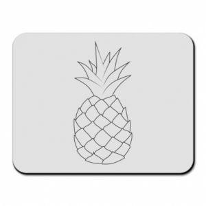 Podkładka pod mysz Pineapple contour