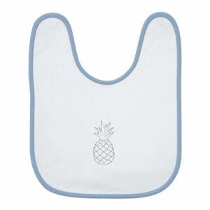 Śliniak Pineapple contour