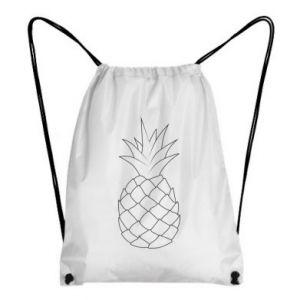 Plecak-worek Pineapple contour