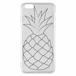 Etui na iPhone 6 Plus/6S Plus Pineapple contour