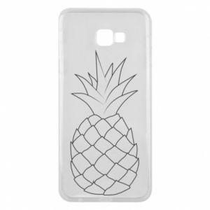 Etui na Samsung J4 Plus 2018 Pineapple contour