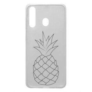 Etui na Samsung A60 Pineapple contour