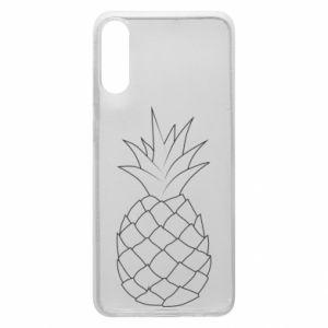Etui na Samsung A70 Pineapple contour