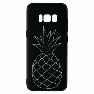 Etui na Samsung S8 Pineapple contour