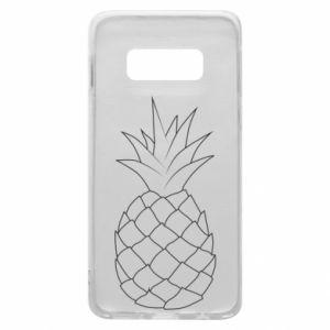 Etui na Samsung S10e Pineapple contour