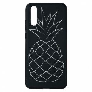 Etui na Huawei P20 Pineapple contour