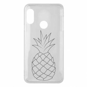 Etui na Mi A2 Lite Pineapple contour