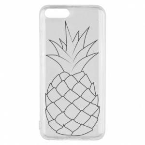 Etui na Xiaomi Mi6 Pineapple contour