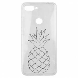 Etui na Xiaomi Mi8 Lite Pineapple contour