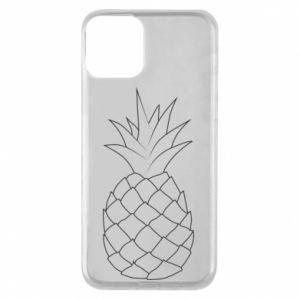 Etui na iPhone 11 Pineapple contour