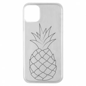 Etui na iPhone 11 Pro Pineapple contour