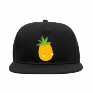 Snapback Pineapple with face