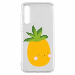 Etui na Huawei P20 Pro Pineapple with face