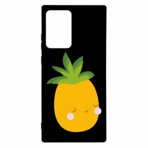 Etui na Samsung Note 20 Ultra Pineapple with face