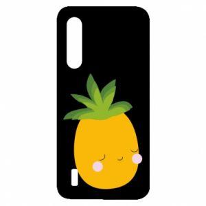 Etui na Xiaomi Mi9 Lite Pineapple with face