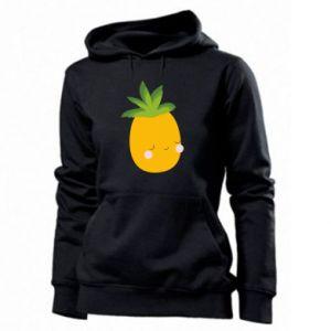 Bluza damska Pineapple with face