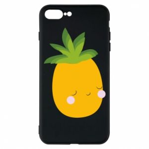 Etui do iPhone 7 Plus Pineapple with face