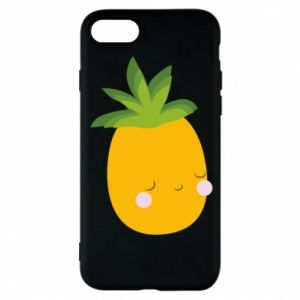Etui na iPhone 8 Pineapple with face