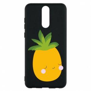 Etui na Huawei Mate 10 Lite Pineapple with face