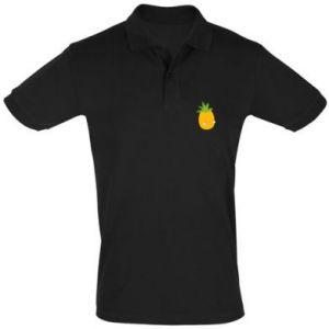 Koszulka Polo Pineapple with face