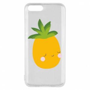 Etui na Xiaomi Mi6 Pineapple with face