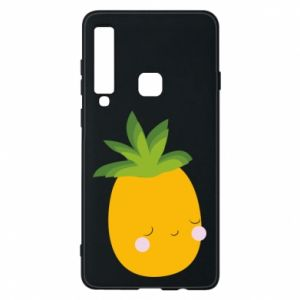 Etui na Samsung A9 2018 Pineapple with face