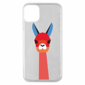 Etui na iPhone 11 Pro Pink alpaca