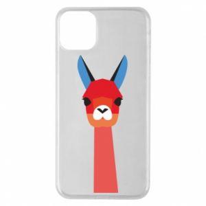 Etui na iPhone 11 Pro Max Pink alpaca