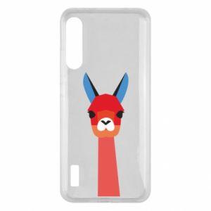 Etui na Xiaomi Mi A3 Pink alpaca