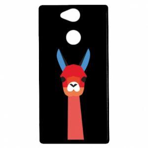 Etui na Sony Xperia XA2 Pink alpaca