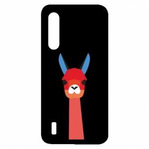 Etui na Xiaomi Mi9 Lite Pink alpaca