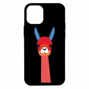 Etui na iPhone 12 Mini Pink alpaca