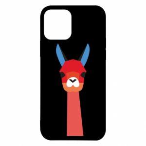 Etui na iPhone 12/12 Pro Pink alpaca