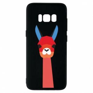 Etui na Samsung S8 Pink alpaca
