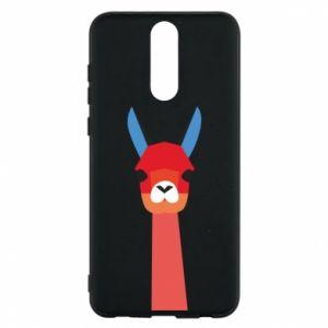 Etui na Huawei Mate 10 Lite Pink alpaca